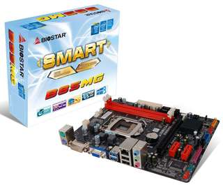 Intel I5-4430 cpu with biostar b85m G motherboard