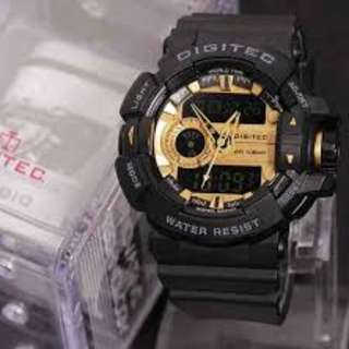 Jam Digitec Dual Time DG-2080