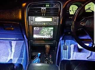 Pioneer avh-x45500DVD