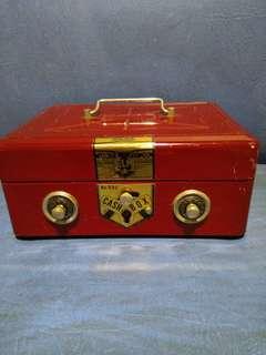 Vintage Safe Box