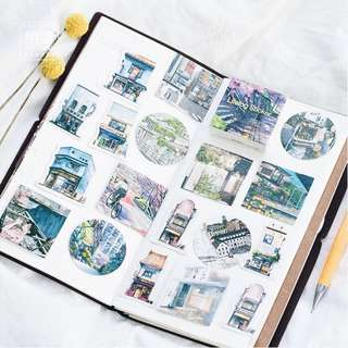 [PO] travel sticker pack