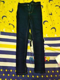 Celana Jeans High Waist