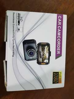 Car camrecorder