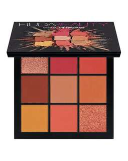 💄❤️🆕 Huda Beauty Coral Obsessions Palette