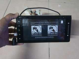 Car Radio dyd player for toyota