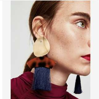 Cari anting Zara original second preloved