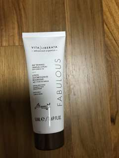 VITA LIBERATA FABULOUS SELF TANNING TINTED LOTION 50ML