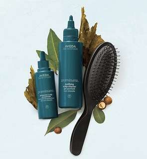 Aveda pramasana scalp/hair care