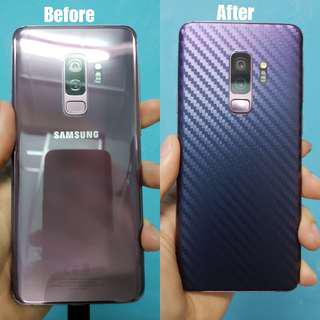s9plus 3d Sticker Protection skin