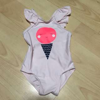 SEED Baby Swimsuit in Pink