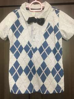 Boy shirt top