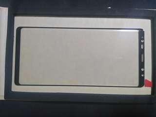 全新 Samsung Galaxy Note 8 全屏 全貼 玻璃貼 (係全張貼實)