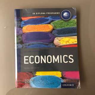 Second Edition Economics Course Companion IB