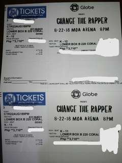 Chance the Rapper live in Manila