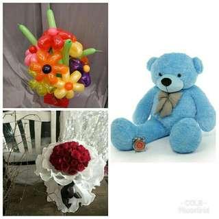 Gloaera bouquet package