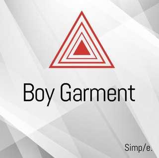 Boys Garment