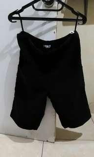 Celana hamil bahan hitam