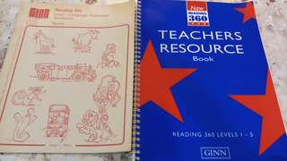 Reading 360 Teachers Resource Book