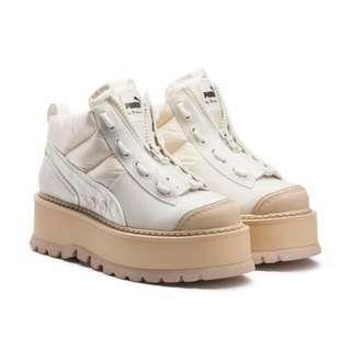 Fenty PUMA 蕾哈娜 厚底鞋