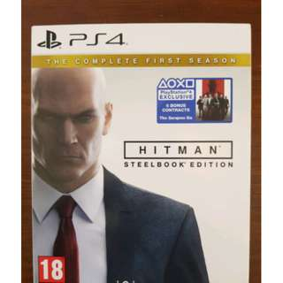 Wts Hitman The Complete First Season PS4 game