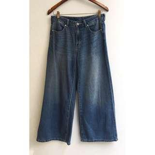 Wide Legs Jeans