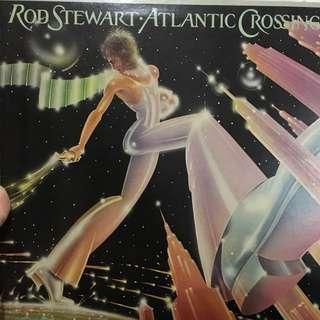 Rod Stewart vinyl record