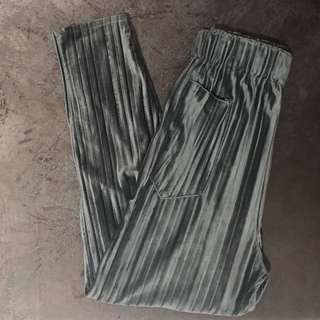 REPRICED Suede Pants