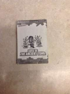 Xventure comic book
