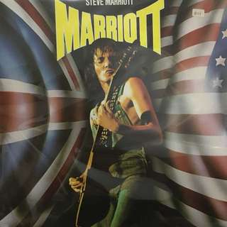 Steve Marriott vinyl record