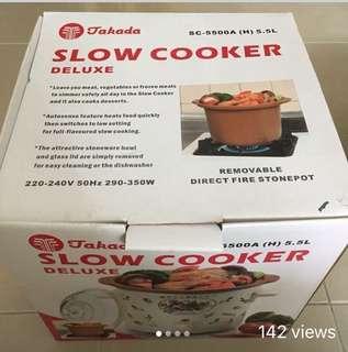 Takada Slow Cooker