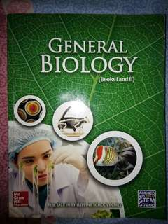 General Biology and General Physics Book