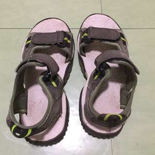 AIGLE walking sandals boys size 36