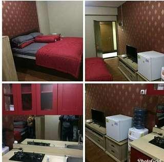 Rent apartment Harian / TRANSIT (150/jam)