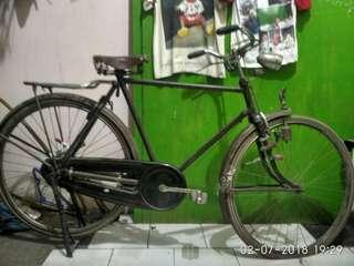 Jual sepeda ontel klasik