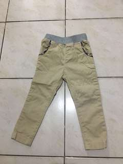 Zoro kids brown pants