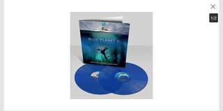 Blue Planet II Hans Zimmer Limited Edition RSD 2018 double Blue coloured Lp