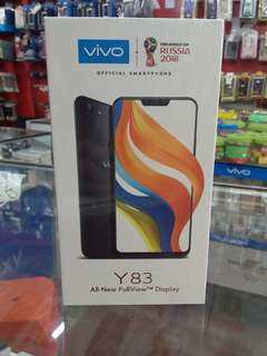 Jual Kredit Vivo Y83 2018