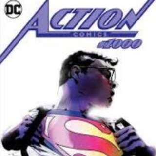 [WTB] Action Comic #1000 Jock Variant
