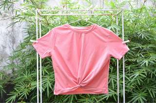 Soledad Knotted top