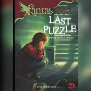 Ebook Last Puzzle