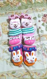 GET ALL THESE 3 SOCKS!
