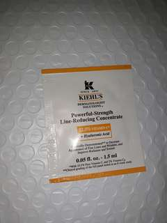 Kiehl's Vitamin C Line Reducing Concentrate
