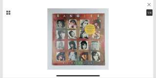 Bangles - Different Lights Lp