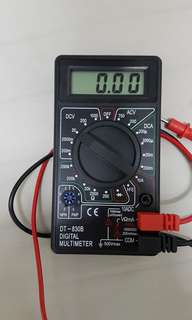 Digital MultiMeter Ohm Meter