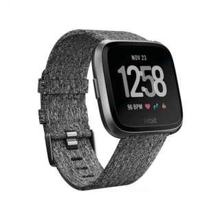 Fitbit Versa (特別版) 智能手錶