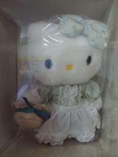 Hello Kitty 2001年珍藏公仔
