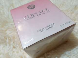 Versace bright crystal US tester