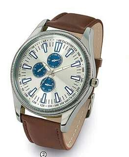 Calvin Oversized Watch