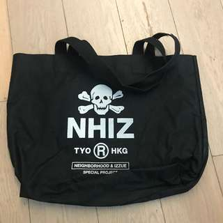 NHIZ Tote Bag