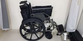 Mint condition wheel chair